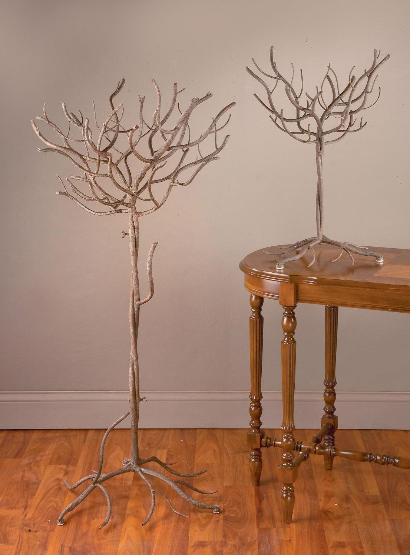 Brown Natural Metal Trees Tripar International Inc